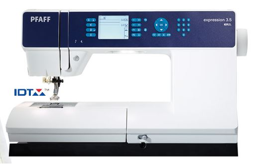Stehová deska Pfaff Select 2,0