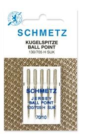 jehla Jersey SUK  705H/70x5ks (stretchová) Schmetz