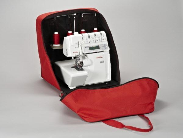 kvalitní a značková taška pro všechny overlocky BERNETTE