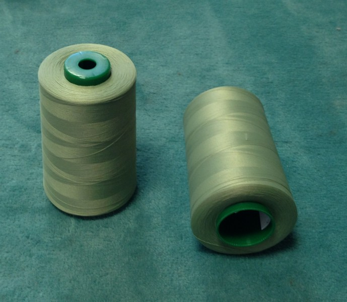 nit chemlonová - texturovaná PN 180 - 10000m zelená
