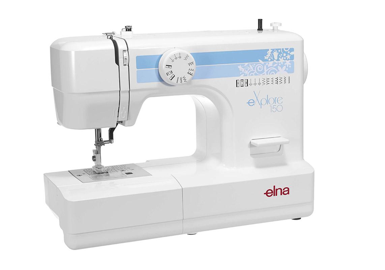 šicí stroj Elna eXplore 150