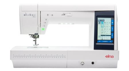 šicí stroj Elna eXcellence 780 + dárek