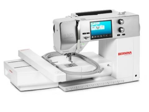 šicí a vyšívací stroj Bernina 570 EE + záruka 5 let