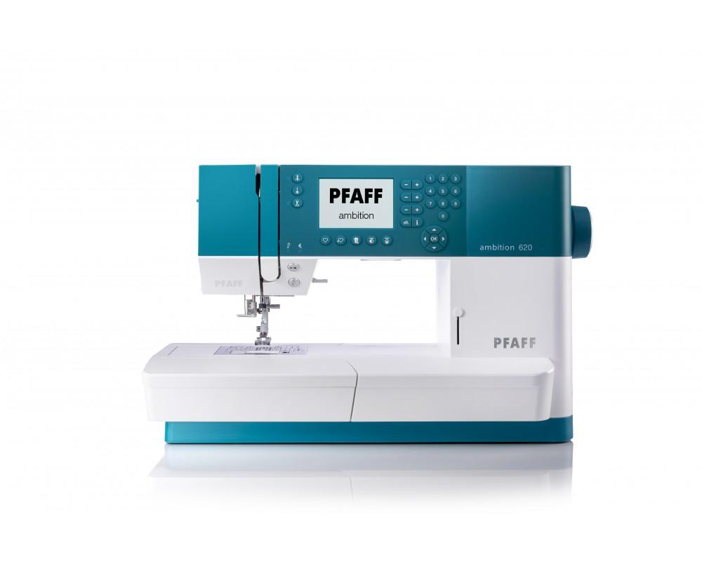 šicí stroj Pfaff Ambition 620 Quilt + záruka 3roky a dárek ZDARMA