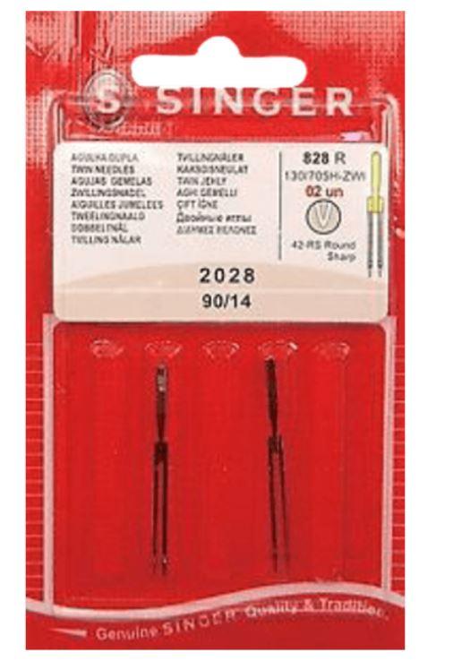 Jehly Singer 2028/90 2mm - dvojjehla