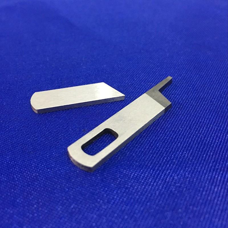 nůž spodní + vrchní pro overlock Singer 14U a Babylock