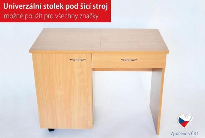 stůl pro šicí stroje univerzální