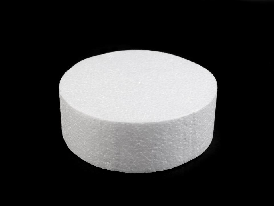 dortový korpus/podstavec polystyren 15cm
