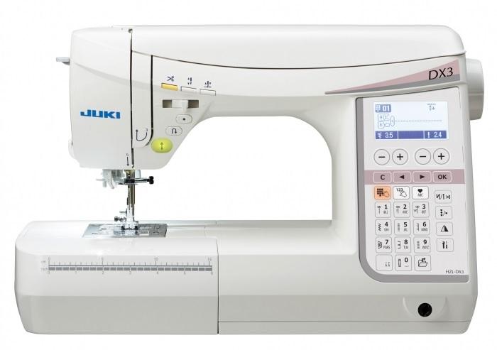 šicí stroj Juki HZL - DX 3