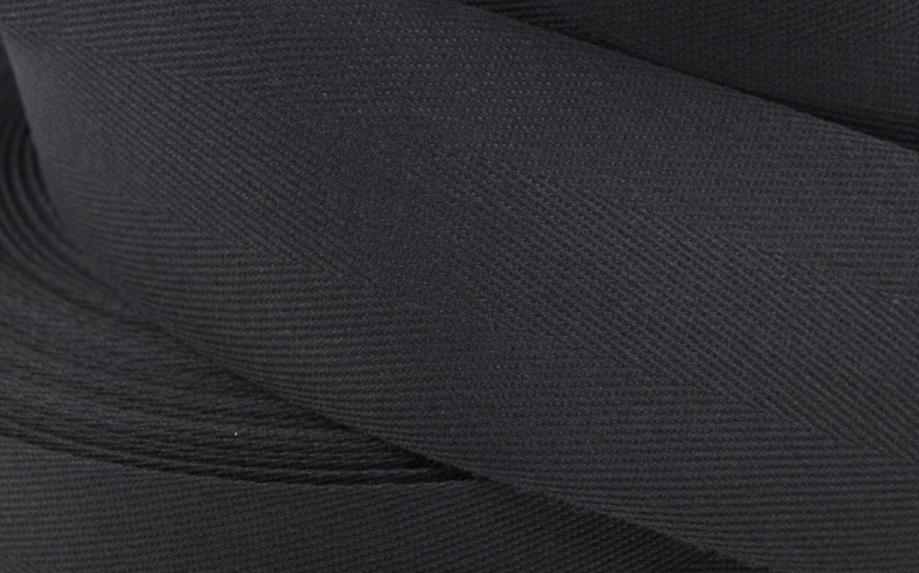 tkaloun keprovka 40mm černá