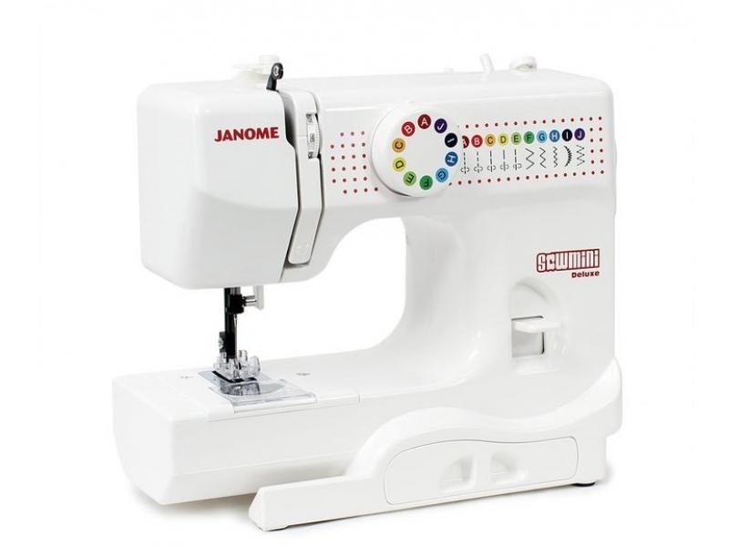 šicí stroj Janome SEW MINI DX2 (Dětský)