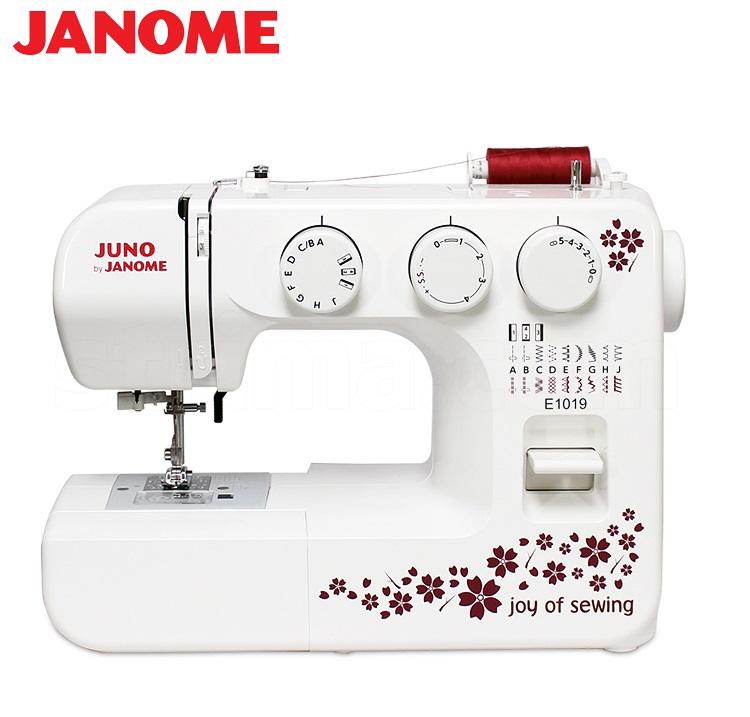 šicí stroj JUNO E1019