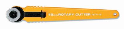 kruhový řezač OLFA nejmenší 18mm