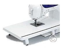 přídavná plocha (quiltovací stolek)na šití pro Brother NV100-550