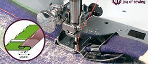 zakladač 3/8 - 9,5mm domácí stroje