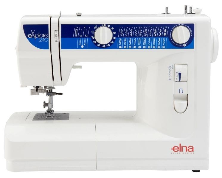 šicí stroj Elna eXplore 240 + dárek