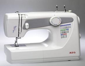 šicí stroj AEG 2701