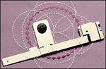 Šicí kružítko pro Janome 6600,601,603,605,7700 Janome202106009