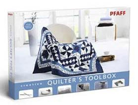 Quiltovací ToolBox Pfaff Expression - nové modely