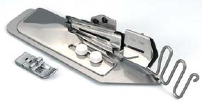 patka na všívání pásků 15-50mm