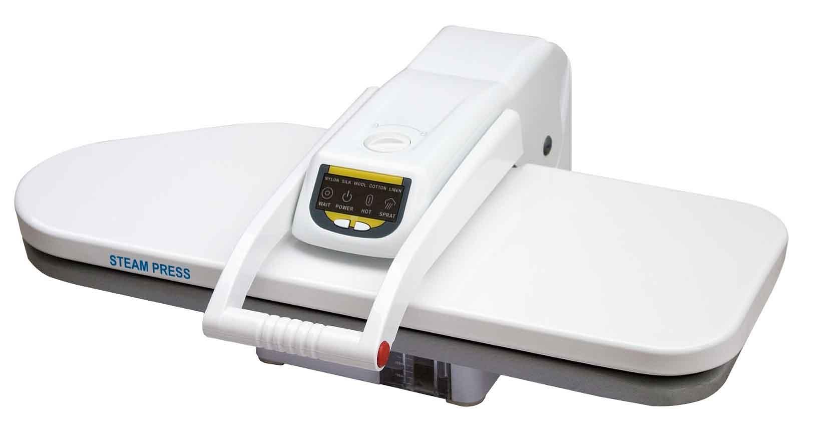 žehlící lis napařovací ESP-810 ELEKRTONIC