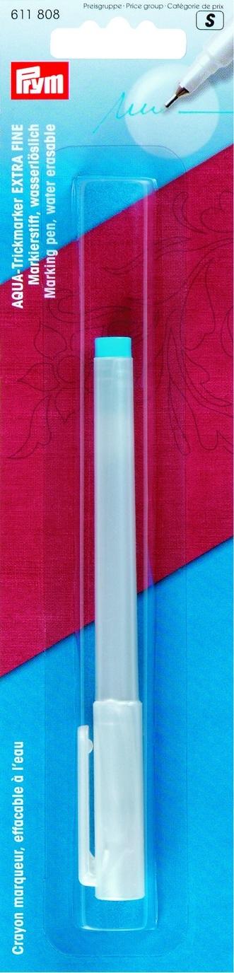 značkovač textilu vodou smyvatelný