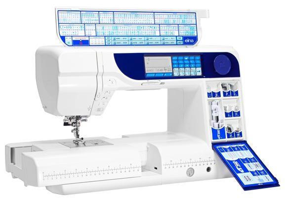 šicí stroj Elna eXcellence 760 PRO + dárek
