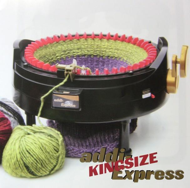 ed995b4a046 mlýnek na pletení ADDI Express King