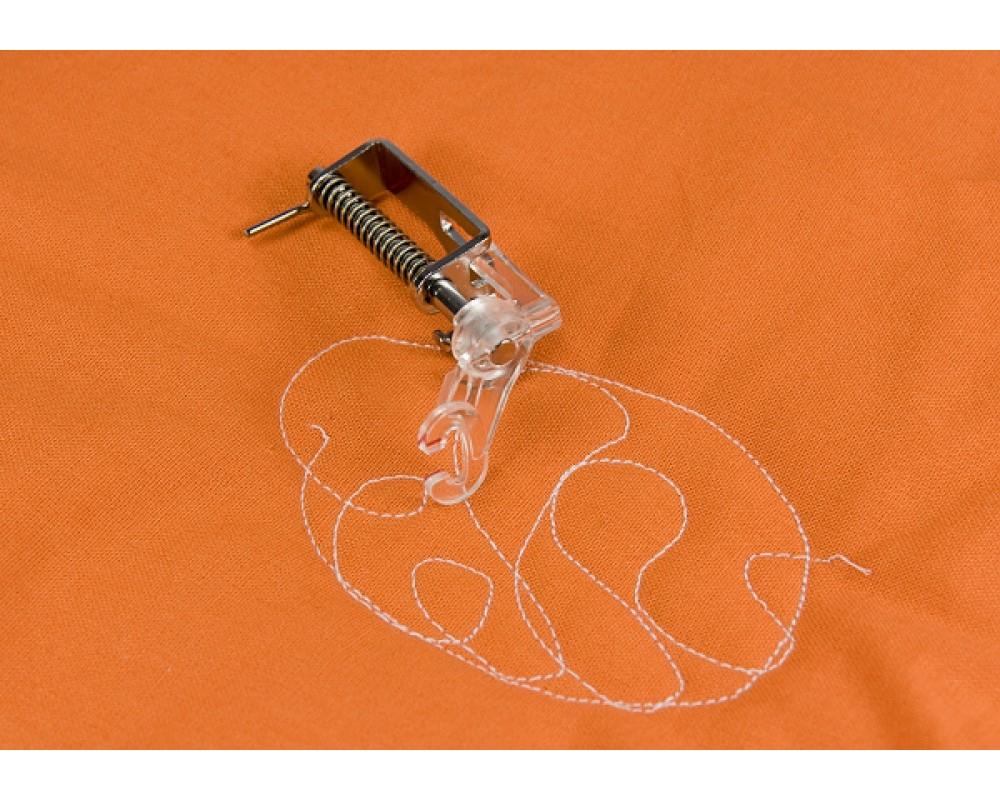 patka látací, quiltovací - otevřená 200340001 JANOME-2