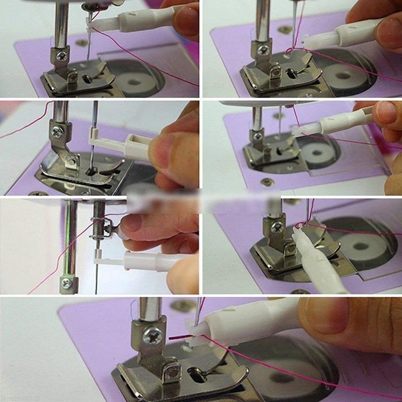 ruční navlékač nitě do jehly pro všechny šicí stroje-3