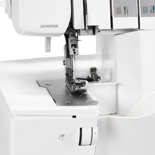 overlock Bernina L450  + sada kvalitních jehel Organ ZDARMA -8