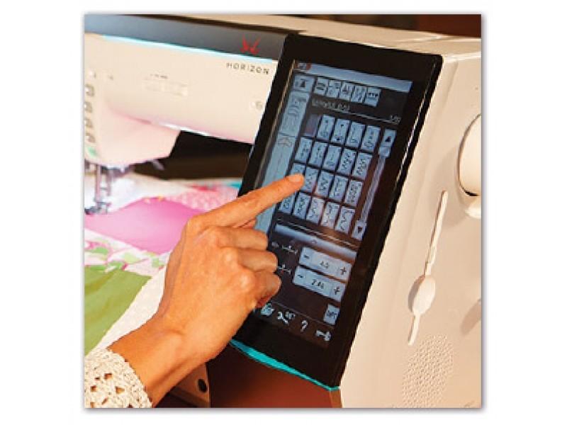 šicí a vyšívací stroj Janome Memory Craft 15000-1