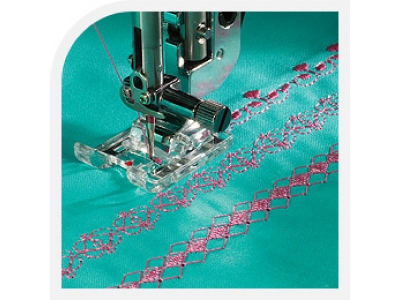 šicí a vyšívací stroj Janome Memory Craft 15000-4