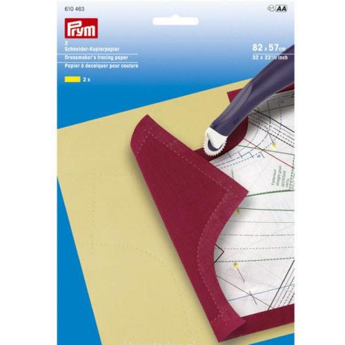 kopírovací papír žlutý 2ks 82x57cm-1