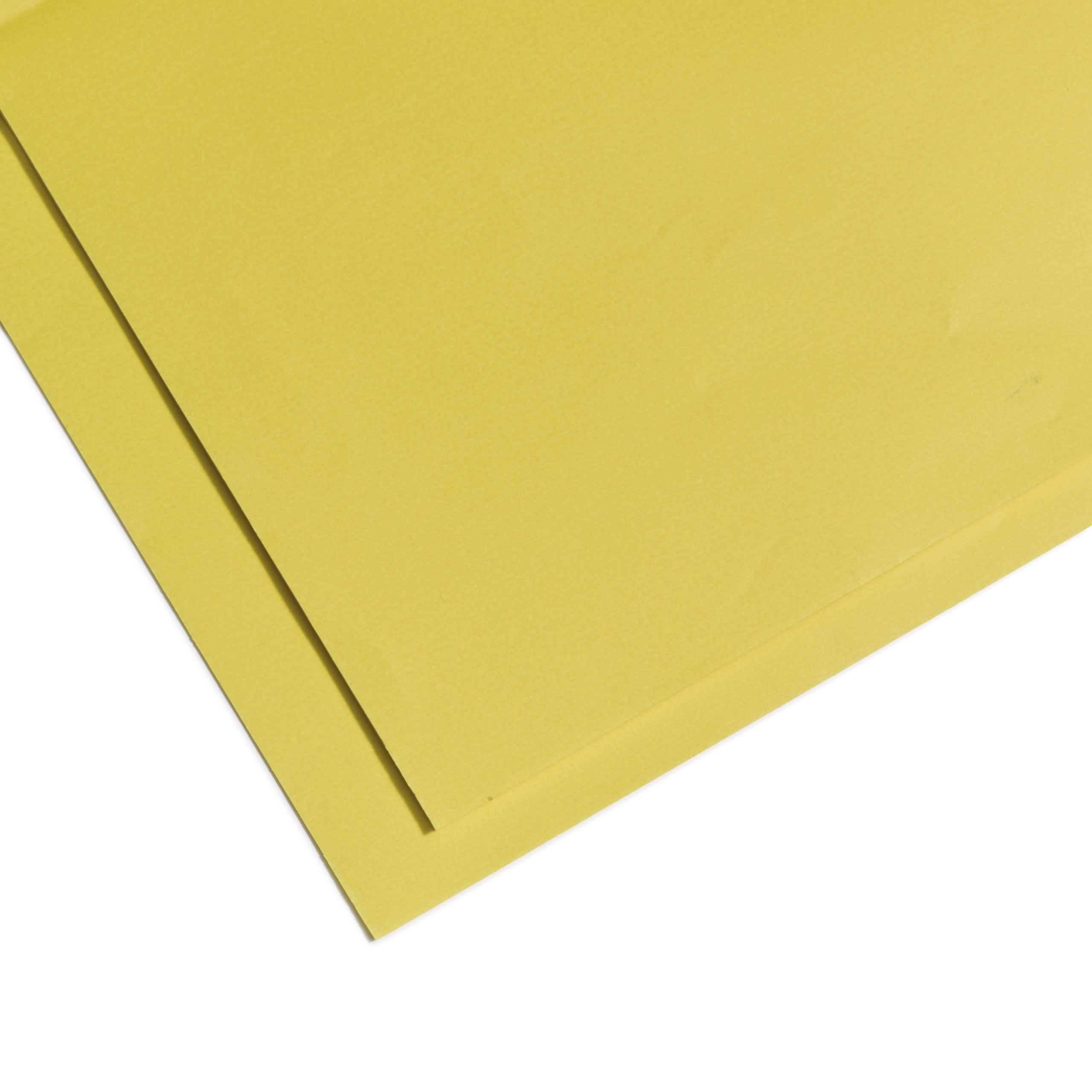 kopírovací papír žlutý 2ks 82x57cm-2
