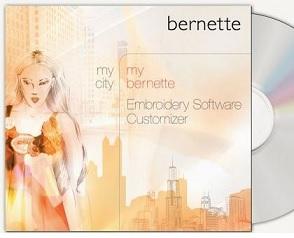 šicí a vyšívací stroj Bernette Chicago 7 + software Gustomizer ZDARMA-2