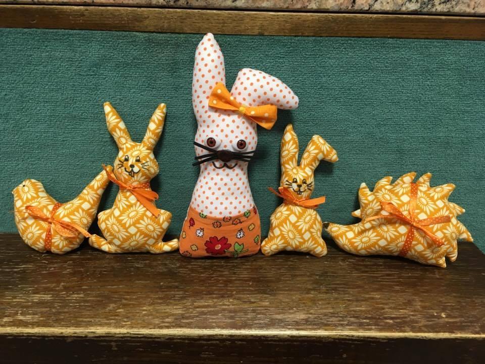 látka heather true colors-picnic daisy-tangeri 100%bavlna/110cm šíře/ rowan-2