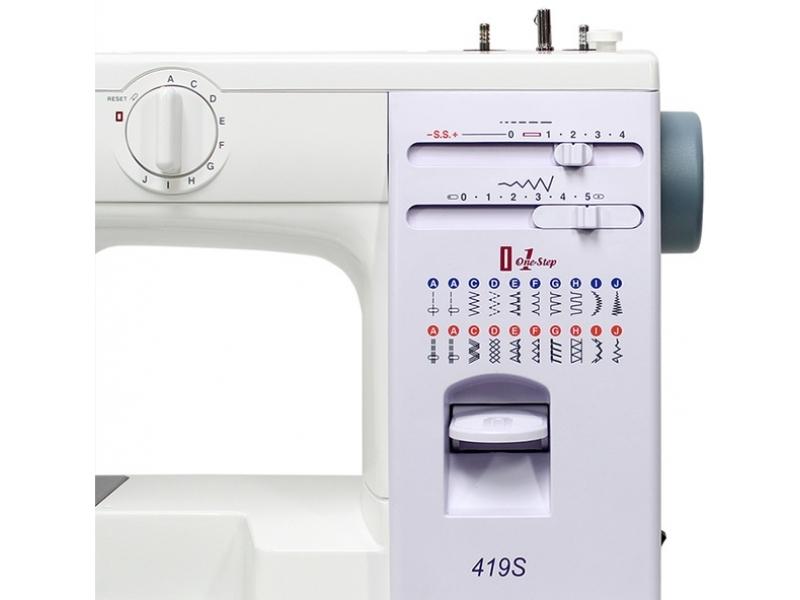 šicí stroj Janome 419S-2