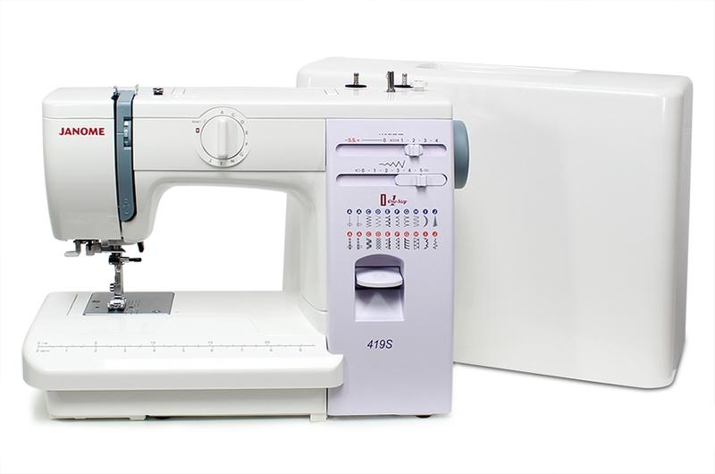 šicí stroj Janome 419S-4