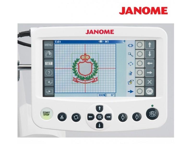vyšívací stroj Janome MB-7-1