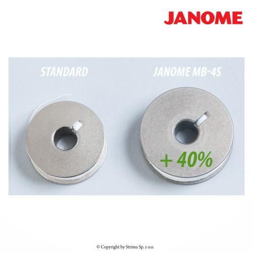 vyšívací stroj Janome MB-7-2