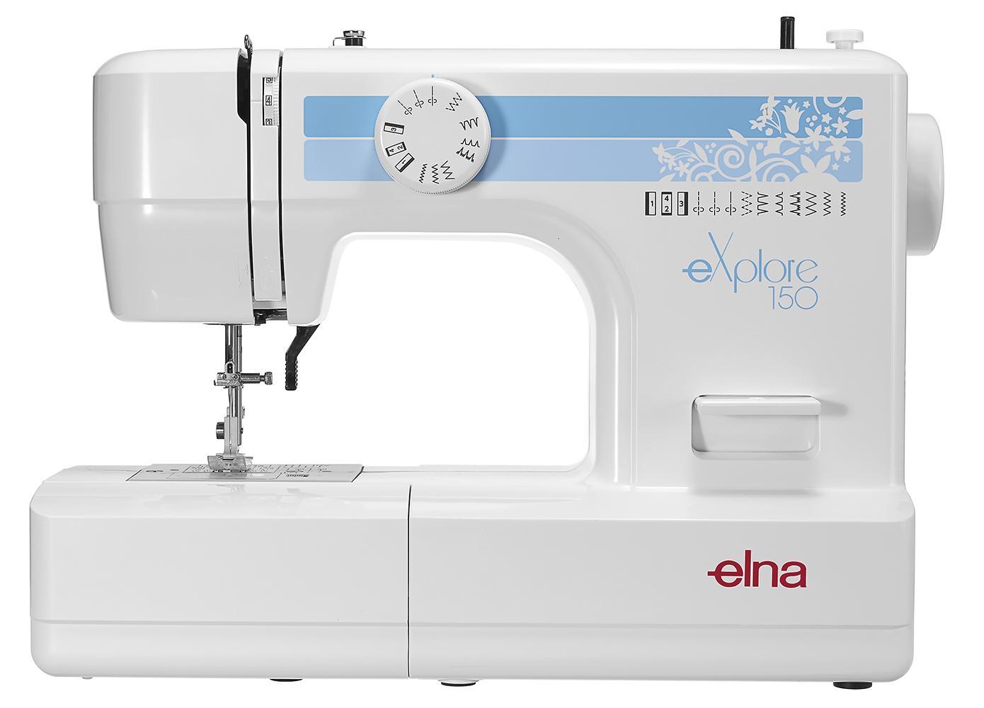 šicí stroj Elna eXplore 150-1