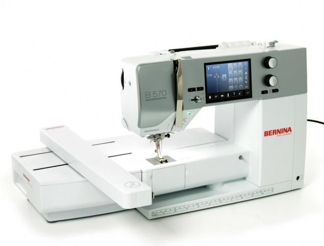 šicí a vyšívací stroj Bernina 570 EE + záruka 5 let-3