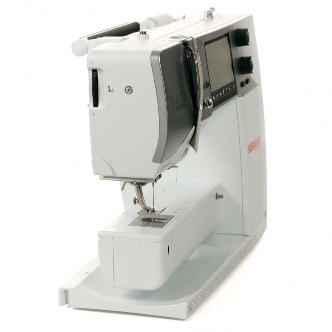 šicí a vyšívací stroj Bernina 570 EE + záruka 5 let-4