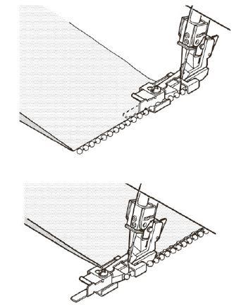 patka na paspulky,korálky Bernina L450/460-1