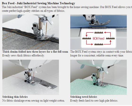 šicí stroj Juki HZL - DX 7-3