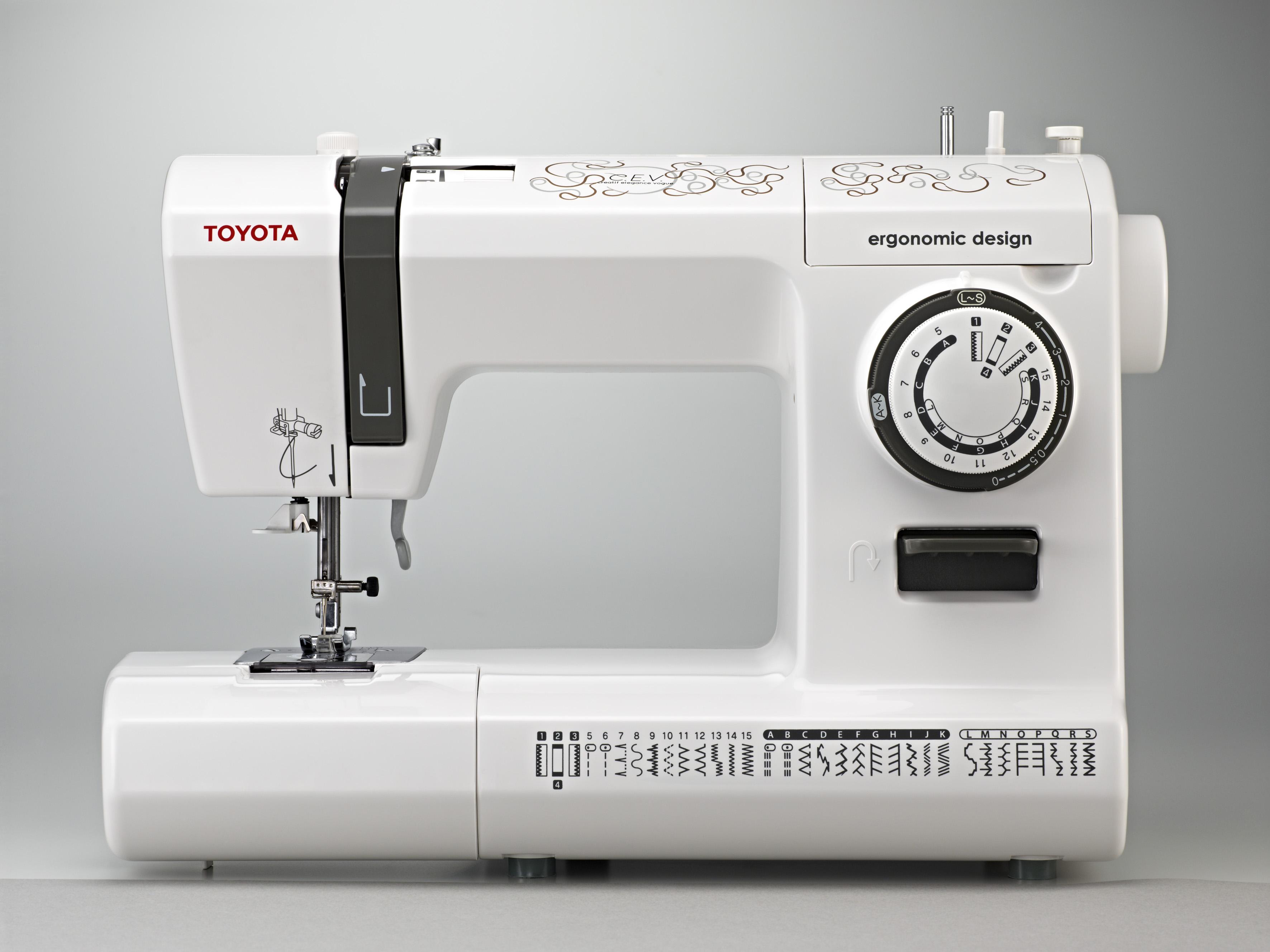 šicí stroj Toyota C.E.V.-2