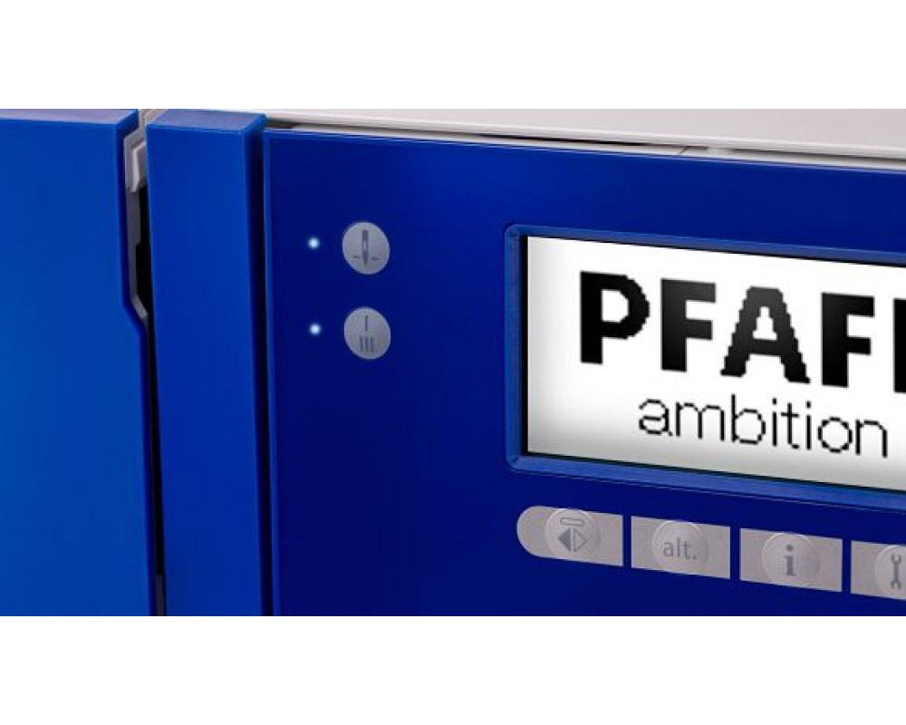 šicí stroj Pfaff Ambition 610 Quilt-6