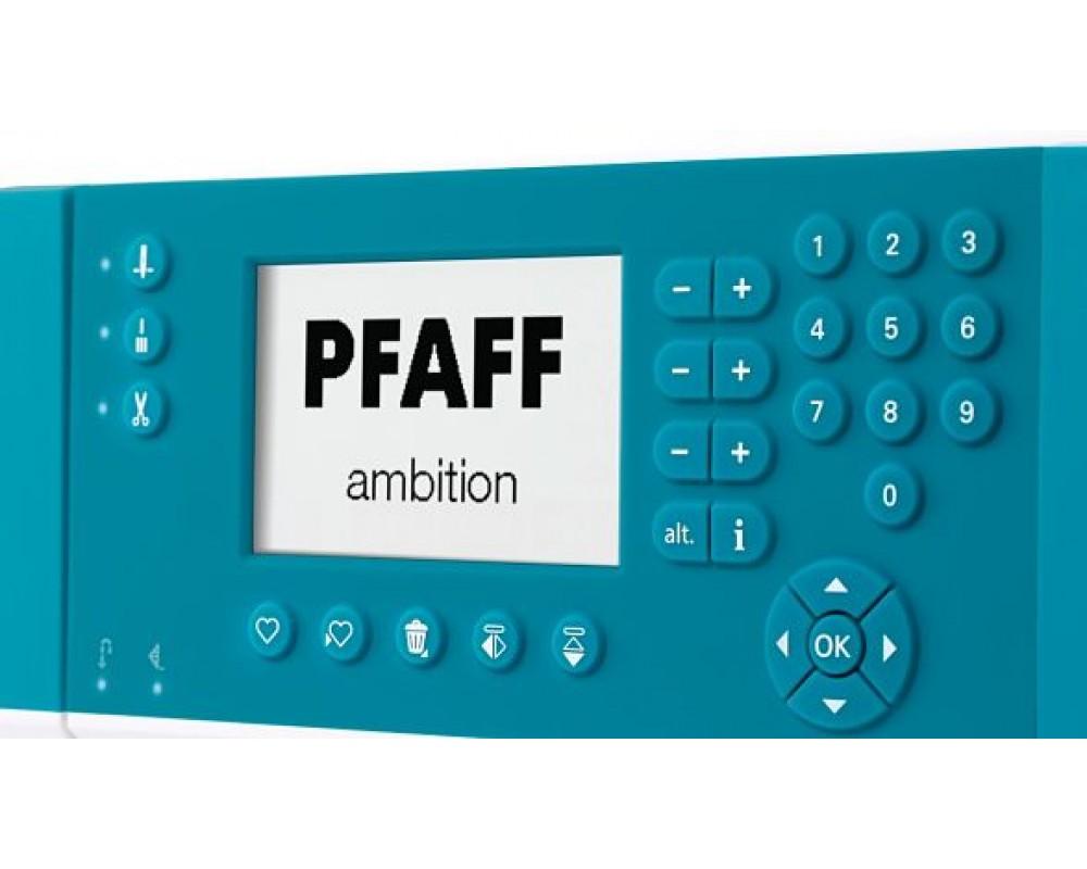 šicí stroj Pfaff Ambition 620 Quilt + záruka 3roky a dárek ZDARMA-1