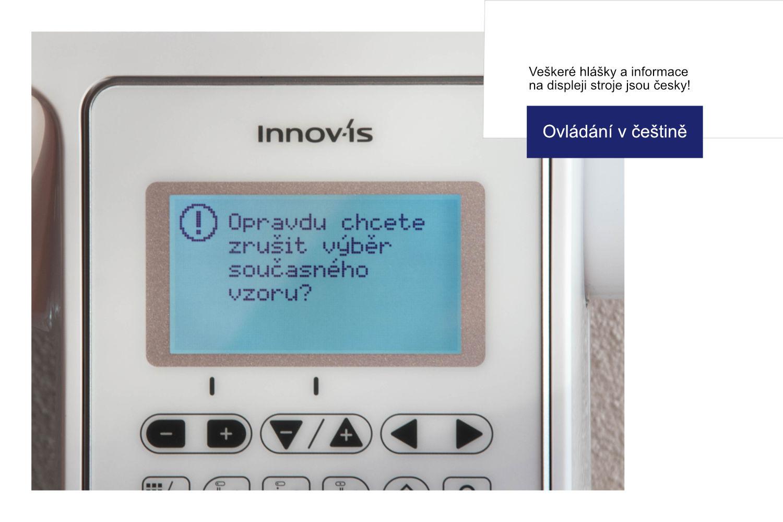 šicí stroj Brother Innov-Is A150 + přídavný stolek za 2070KčZDARMA-3